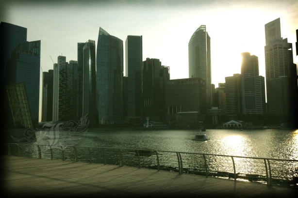 Bay Marina Sands, Singapore