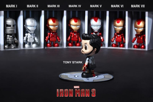 Iron man 3 Series